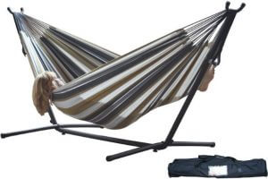 people who love to relax and love to relax outside of their homes go to great lengths to find the perfect place that satisfies the idea of being in peace  vivere double hammock review   the hammock expert  rh   thehammockexpert
